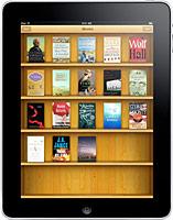 Apple iPad with iBooks App