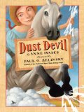 """""""Dust Devil"""" is the follow up picture book to the Caldecott winner """"Swamp Angel."""""""