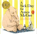 "Picture books, such as 2011 Caldecott Medal winner ""A Sick Day for Amos McGee"" can help children understand important values."